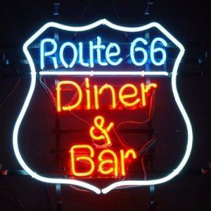 06-enseigne-lumineuse-neon-route-66-diner-bar-neon-restaurant-americain