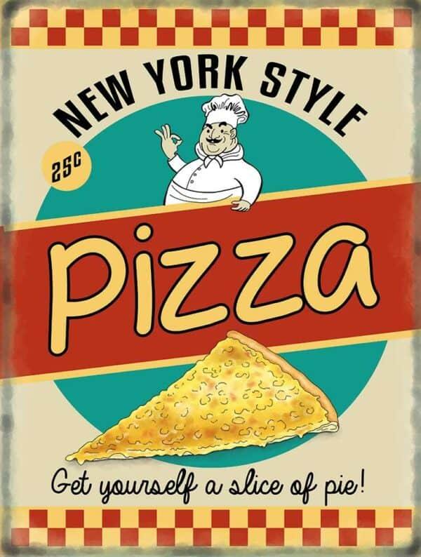 Plaque murale XL – Pizza