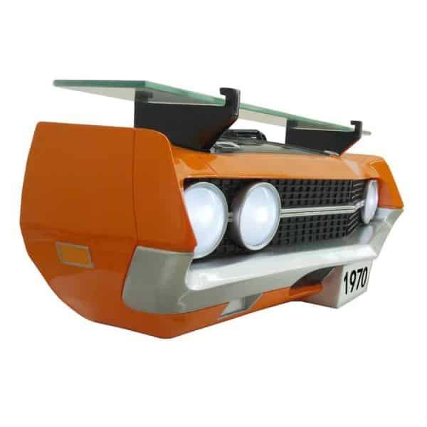 Etagère murale Ford Torino Sport 1970 (avec phares)