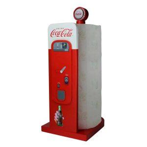 Porte sopalin frigo vendo coca-cola soda americain