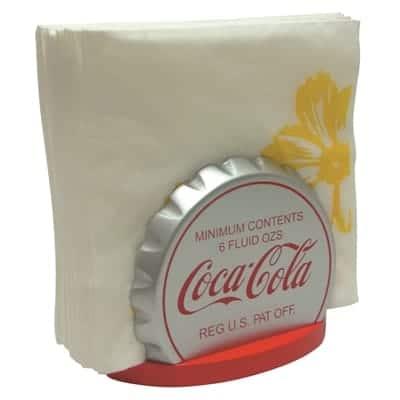 Porte Serviettes Coca Cola Capsule