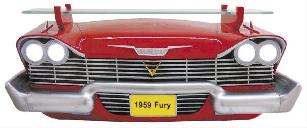 Etagère murale 1959 Plymouth Fury (avec lumières)