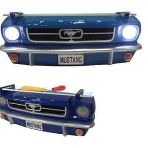 Ford Mustang Etagere murale en resine pour deco americaine