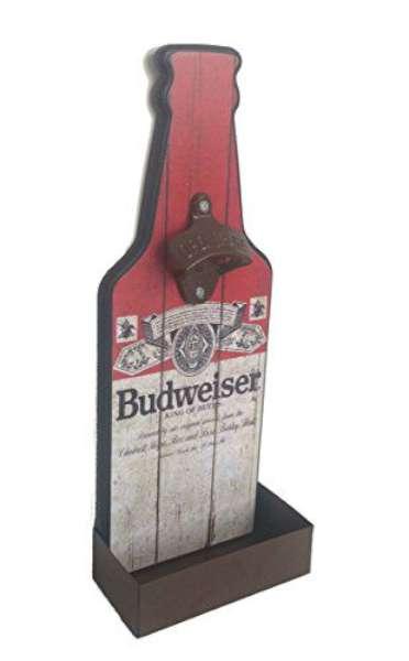 Panneau mural Décapsuleur Budweiser