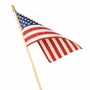Drapeau des Etats Unis d'Amérique