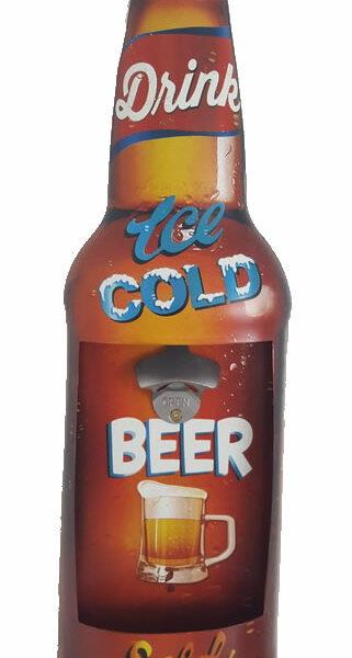 Decapsuleur de bouteille de bière