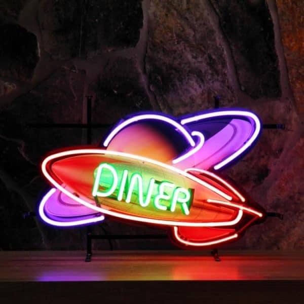 Néon Rocket Diner