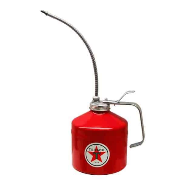 Oiler Pump Burette A Pompe A Huile Professionnelle Pour Station Service Texaco