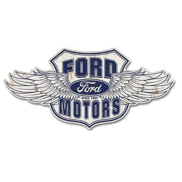 Panneau Ford Motors