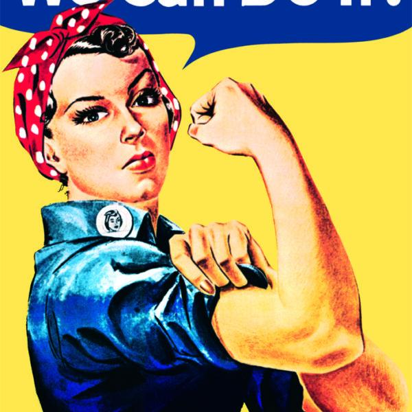 Plaque publicitaire de décoration murale 60042 Rosie