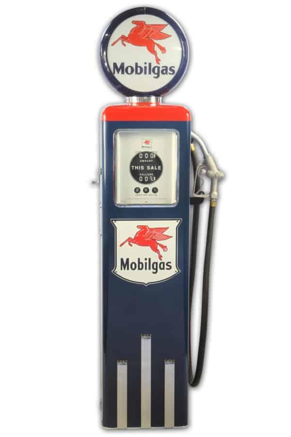 Pompe à essence américaine – MobilGas
