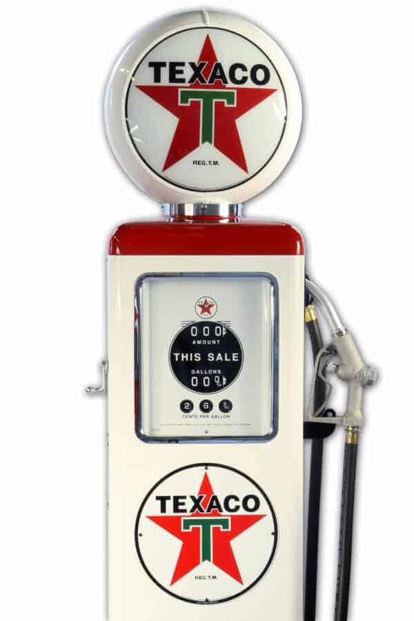Pompe à essence américaine – Texaco