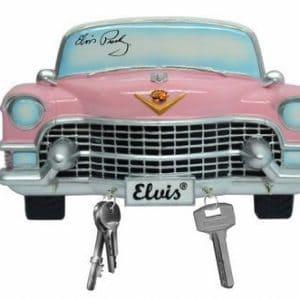 Porte Clefs en 3 dimensions Cadillac Elvis Presley