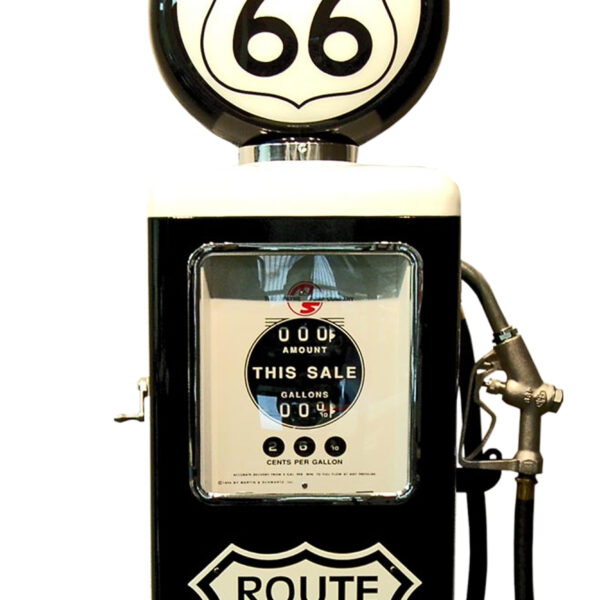 Pompe a essence americaine Déco Américaine - Route 66