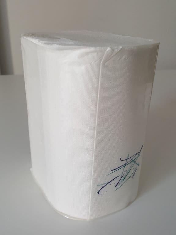 Pack de 100 serviettes pour distributeur H19cm