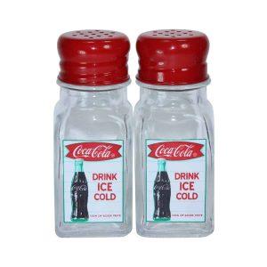 Shaker Sel et Poivre de la marque Coca-Cola