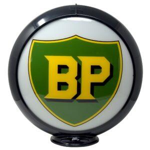 BP Oil Globe publicitaire de pompe a essence