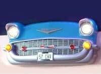 Calandre de Chevrolet Bel Air