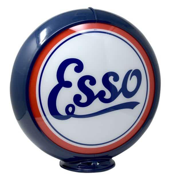 Globe de pompe à essence – Esso