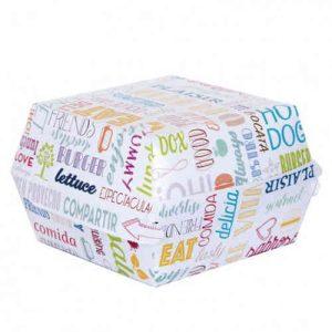 Boîtes et récipients d'emballage pour vente à emporter
