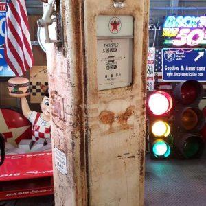 Pompe A Essence Americaine Vintage Bennett 646