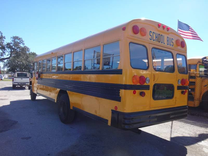 School bus americain