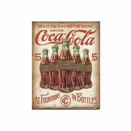 Coca-Cola Company et Pepsi-Cola.