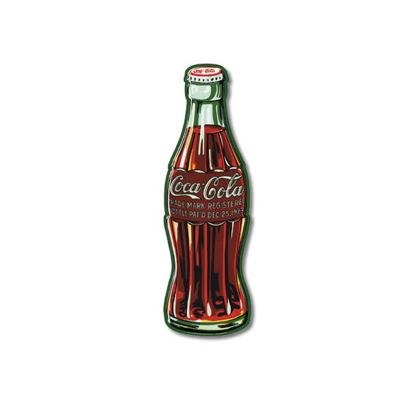 Coke Bottle - The Coca-Cola Company 1923