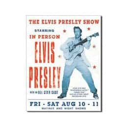 Elvis, Marilyn, Betty Boop