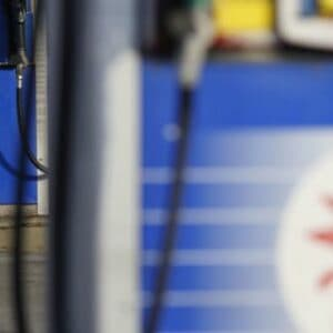 Porte de pompes a essence Pegasus Mobilgas