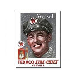 Texaco, marque et objets de collection