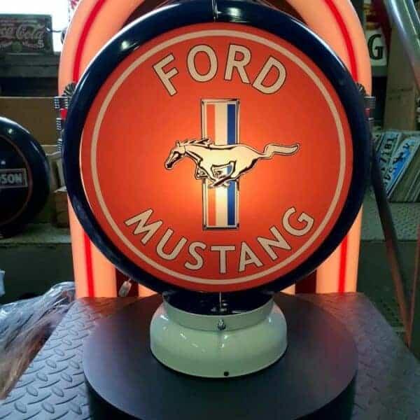 Globe de pompe a essence_Ford Mustang