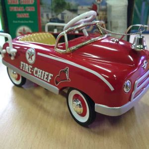 Texaco modele reduit voiture a pedale full series 1948 BMC_First