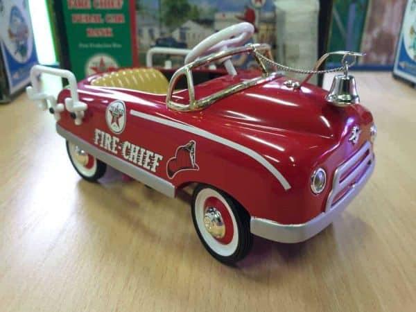 Texaco modèle réduit voiture à pédale 1948 BMC Fire-Chief