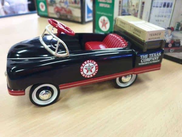 Texaco modèle réduit voiture à pédale 1948 BMC Gasoline