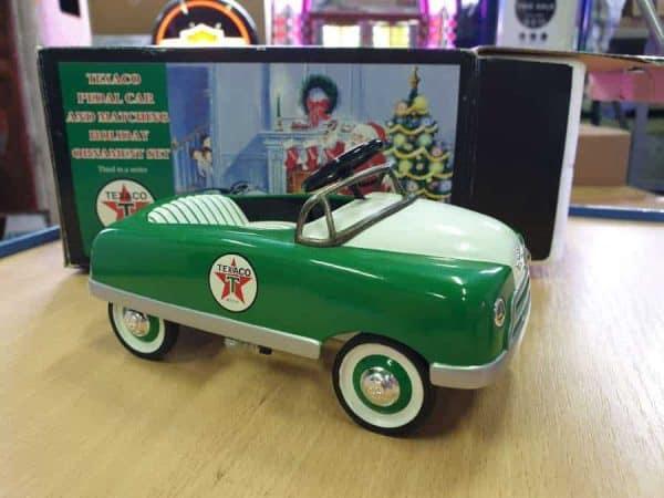Texaco modèle réduit voiture à pédale 1948 BMC Holydays