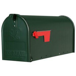 Boites aux lettres neuves authentiques americaines_verte