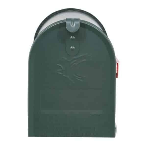 Boîte aux Lettres Américaine Verte