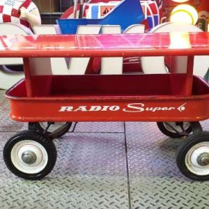 Pull Wagon Radio Super Table Basse Santa Monica California