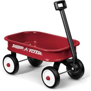 Radio Flyer Miniature Wagon Mon 1er Radio Flyer Rouge 2 800