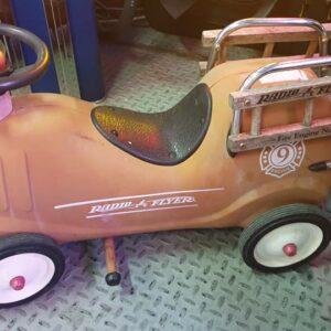 Radio Flyer Push Car vintage