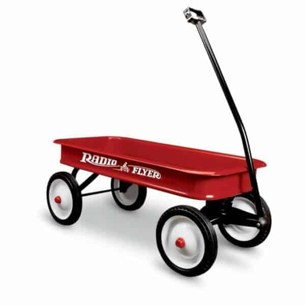 Radio Flyer Original Pull Wagon Neuf