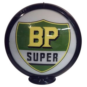 BP Super Globe de pompe a essence americaine