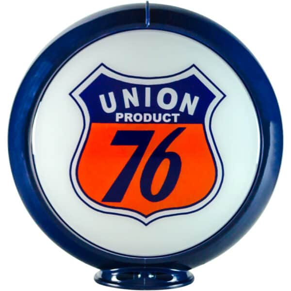 Union Gasoline Globe publicitaire de pompe a essence