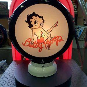 Globe De Pompe A Essence Betty Boop