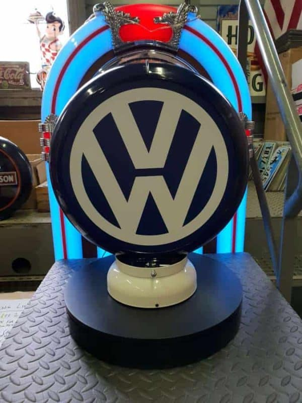 Globe De Pompe A Essence Volkswagen 1