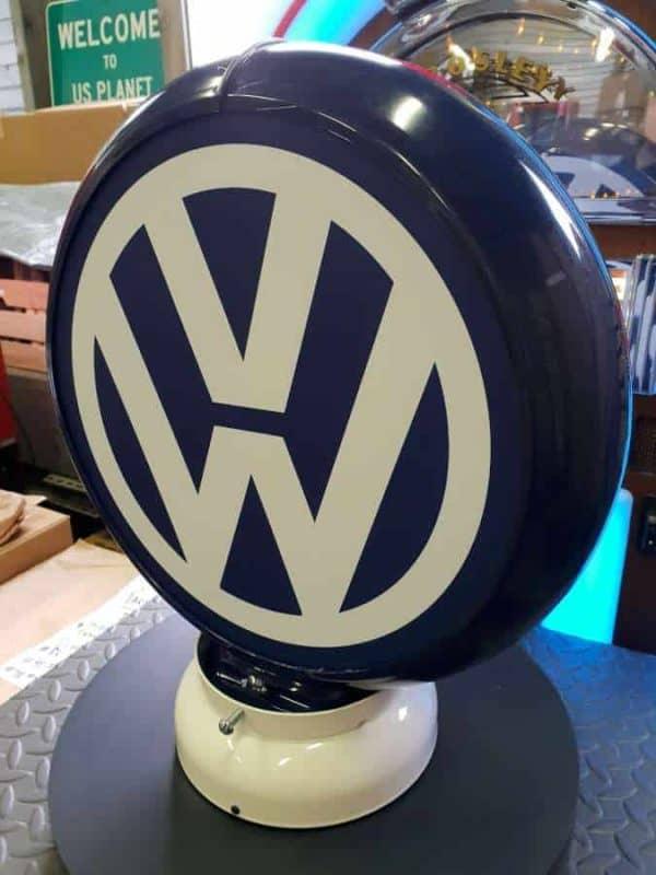 Globe De Pompe A Essence Volkswagen 2