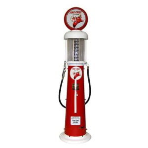 Pompe A Essence Americaine Wayne 615 6 Gallon Texaco