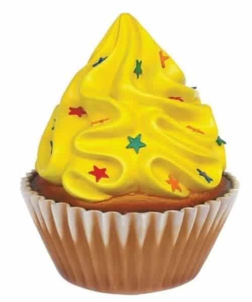 Cupcake Jaune 2823