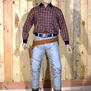 John Wayne Cowboy St 1779 Theme Western